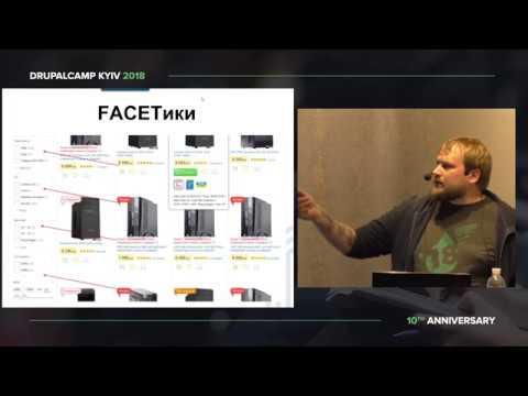 Vitalii Zinenko - Drupal 8  Search API  Facets  Customize/combine Facets   Custom processors