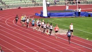 3000m - Sindre Buraas (Norwegian Grand Prix Oslo 2014)