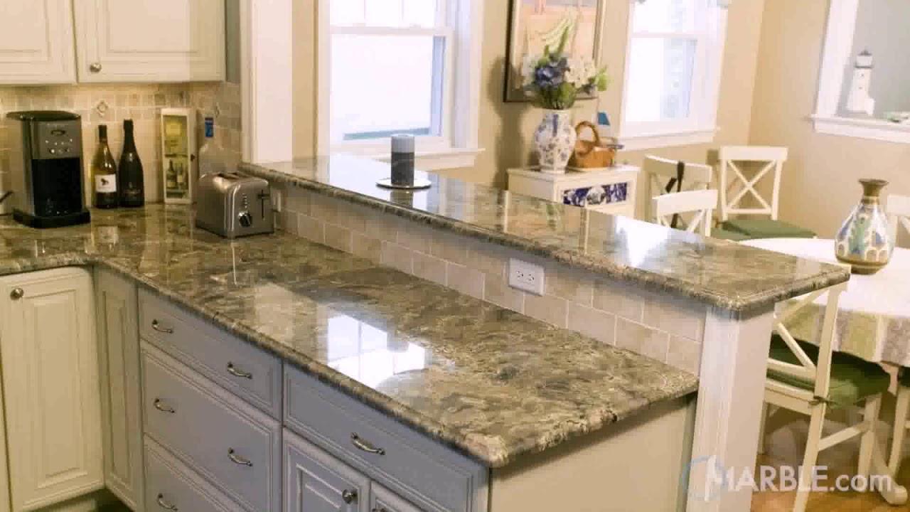 Kitchen Design With Breakfast Counter