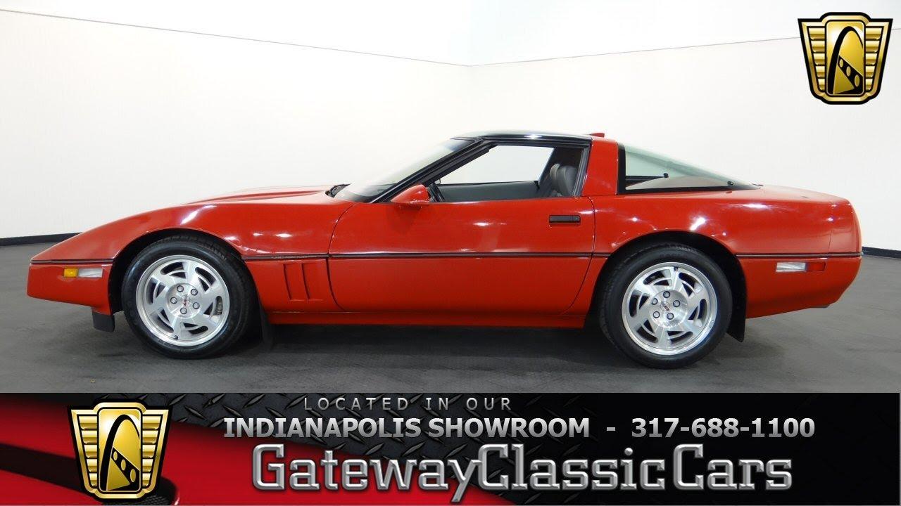 380 Ndy 1990 Chevrolet Corvette Zr1 Youtube