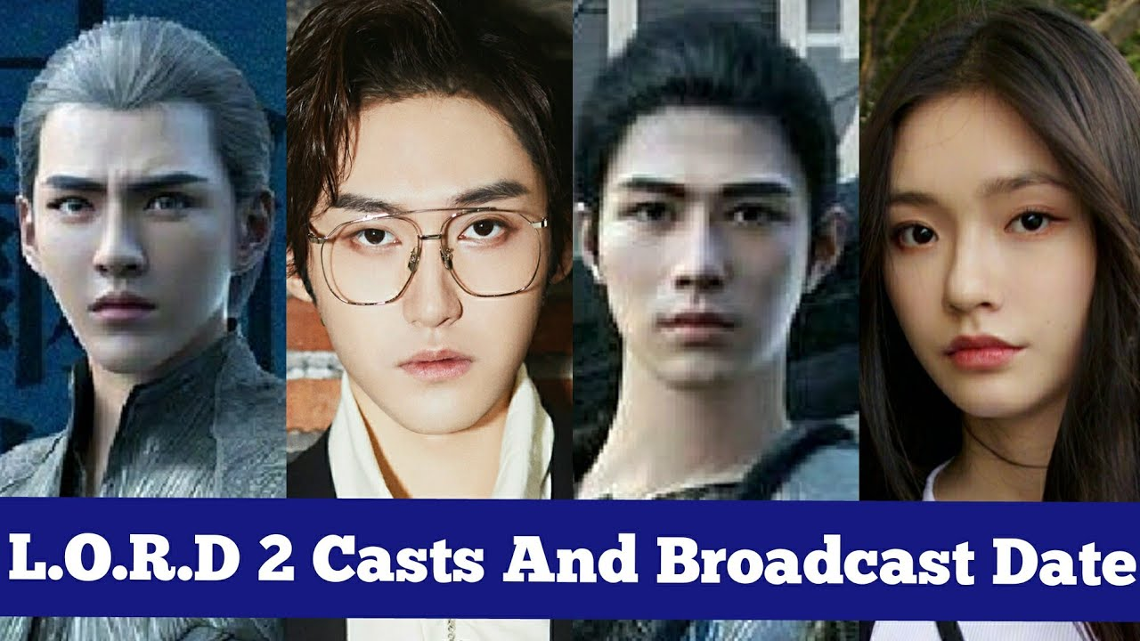 Download L.O.R.D 2: LEGEND OF  RAVAGING DYNASTIES 2 || ALL CASTS WHO PLAY AS THE ANIMATED ROLES ||