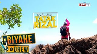 Biyahe ni Drew: 'Biyahero Drew' explores Rizal   Full Episode