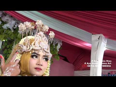 #allahaghisna#pernikahan-siti-&-robby#ayusonia_rias-1-agustus-2020