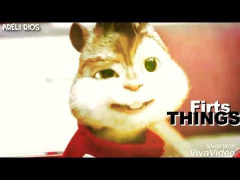 ♥The Chipmunks||Believer||♥ [Collab W/ Areli Rios & Sabrina Miller]♥