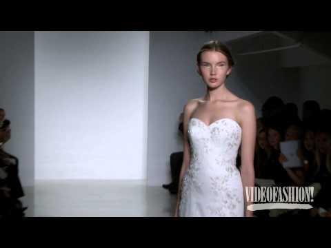 Kelly Faetanini Bridal Fall 2014 - Backstage, interviews & runway | Videofashion