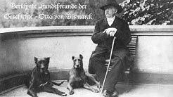 Berühmte Hundefreunde der Geschichte - Otto von Bismarck