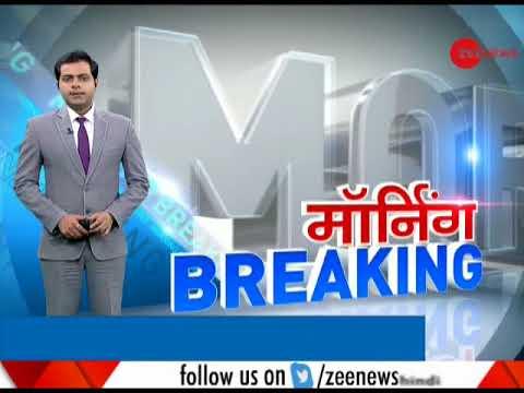 Morning Breaking: Grenade attacks in Jammu, Srinagar late night injure 2 cops