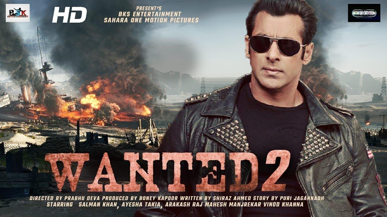 Download Wanted 2:Full Movie facts HD 4K | Salman Khan |Katrina Kaif |Prakash Raj |Prabhu Deva|Wanted 2 Movie