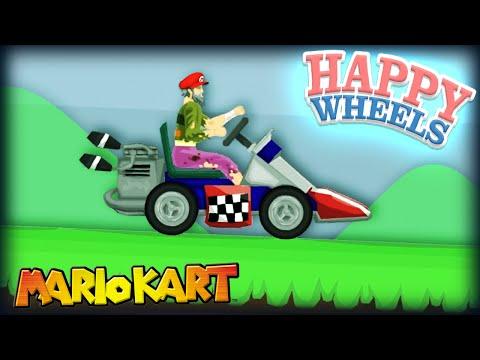 Online free games happy wheels