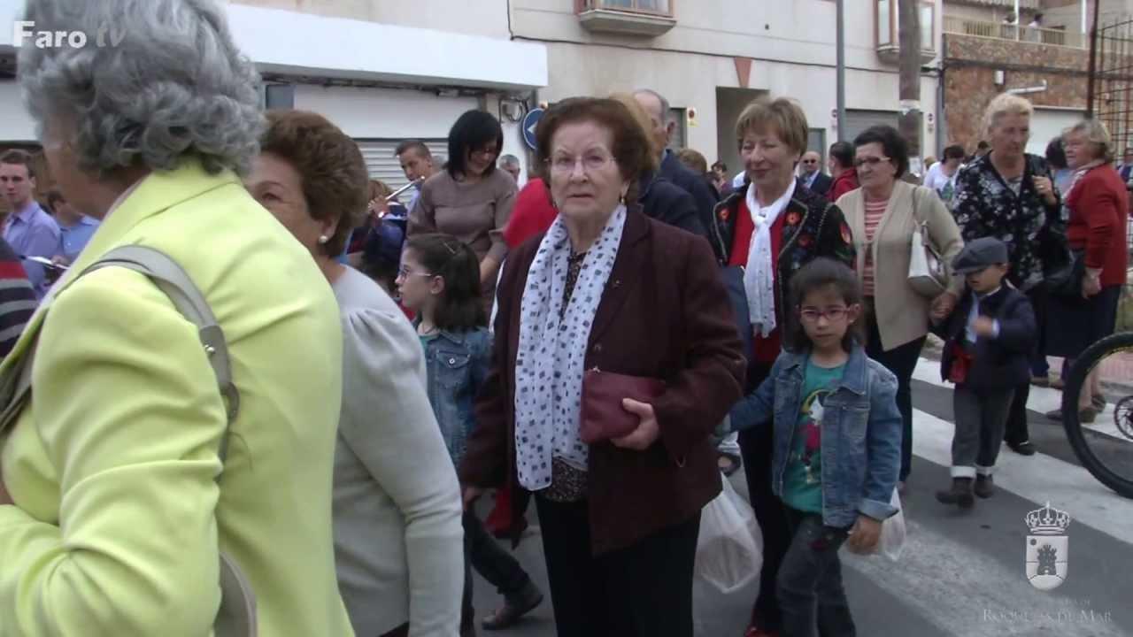 Desfile procesional San Marcos 2013. Ayto. Roquetas - YouTube