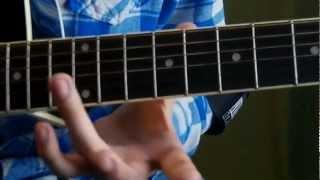 Tenacious D - Kielbasa Guitar Lesson How To Play Part 2