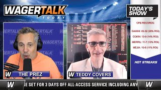 Daily Free Sports Picks | Thursday Night Football and College Football Picks on WagerTalk Today