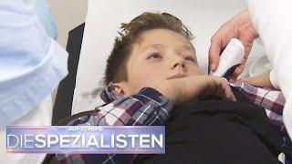 Kalte Angelegenheit: Emil (10) beim Schlittschuhlaufen eingebrochen | Die Spezialisten | SAT.1 TV