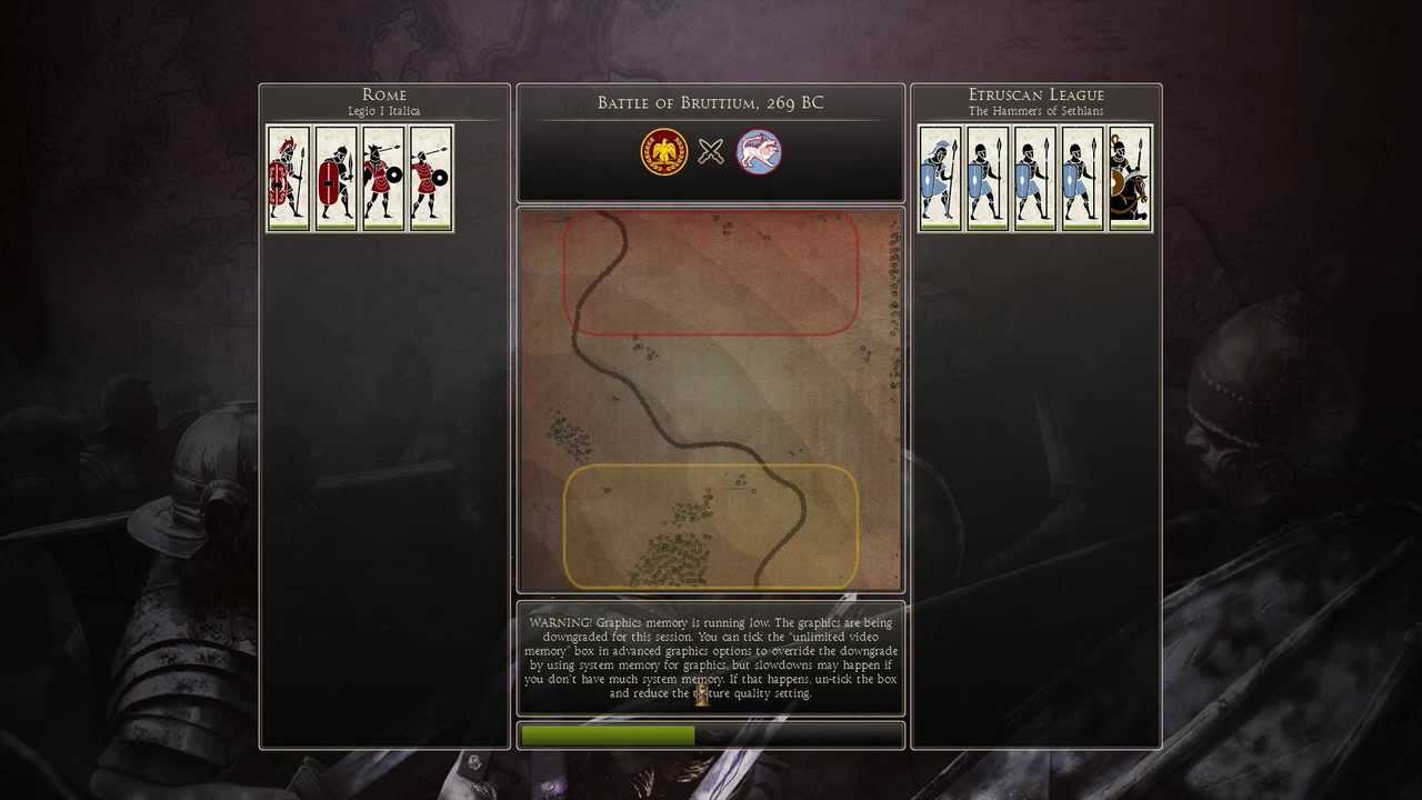 Rome total war Mac gameplay