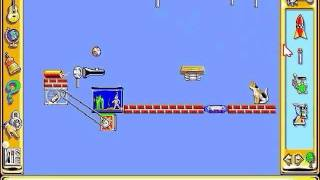 Incredible Machine 2 Gameplay (For Old-Games.Ru)