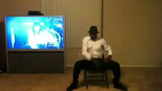 Janet Jackson - Miss You Much chair dance - by Darian Davis