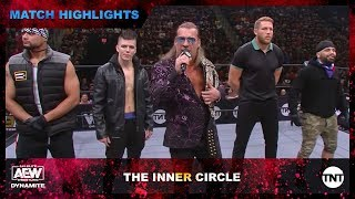 Chris Jericho reveals The Inner Circle