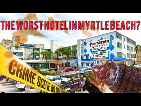 Polynesian Beach & Golf Resort - Myrtle Beach, SC