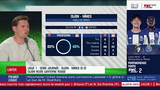 """Dijon - Obraniak : """"Cette équipe ne semble pas dans l'instinct de survie"""""""