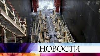 Новые попытки остановить строительство газопровода «Северный поток - 2» крайне раздражают А.Меркель.