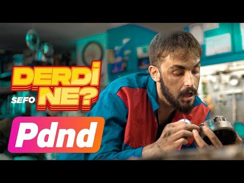 Sefo - Derdi Ne? (Official Video)