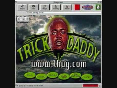 trick daddy back in the days music video