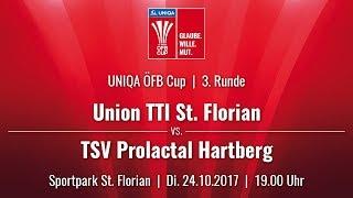 St.Florian vs TSV Hartberg full match