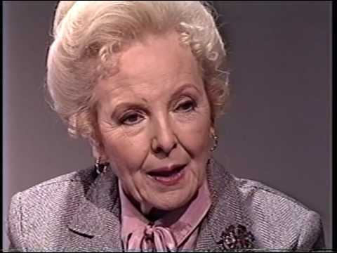 Anna Lee--1987 TV Interview, John Ford,