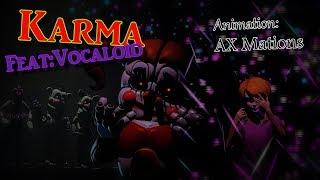 [FNAF\SFM]: Karma (Feat: VocaCircus) (Original Animation)