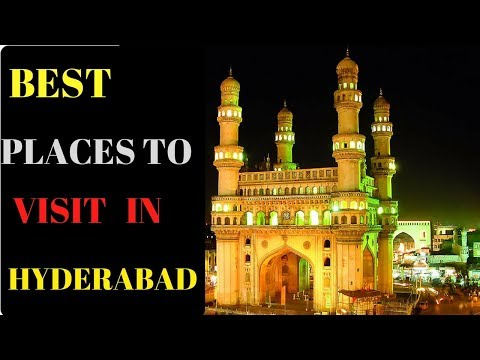 Latest: Best 9 Places To Visit in Hyderabad, Telangana