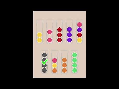 Sort It 2D - Ball Sort Puzzle