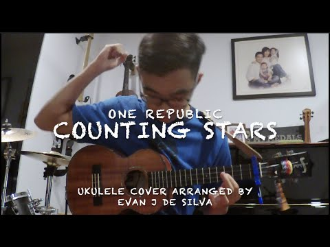 Counting Stars by OneRepublic - Evan J De Silva (Cover)