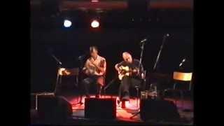 Scottish whistle & guitar : Da Cross Reel