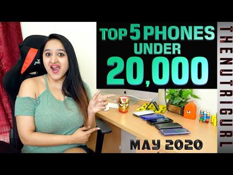 Top 5 Phones Under 20000 In MAY 2020