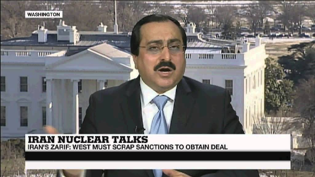 Alireza Jafarzadeh on France 24 TV on Iran nuclear deception