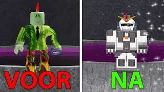 EEN ROBOT WORDEN IN 1 SECONDE! (Roblox Moon Tycoon)