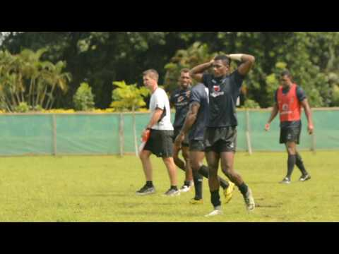 FT Online: Gareth Baber, Fiji Rugby 7s coach first run