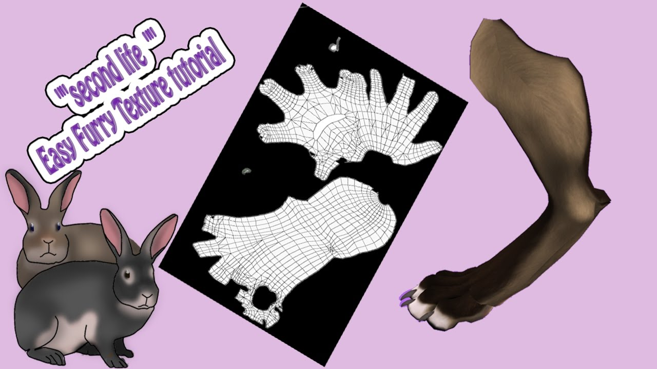 second life furry mesh avatar freebies