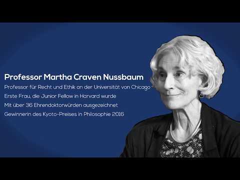 Interview mit Martha Nussbaum: ›Zorn und Vergebung‹
