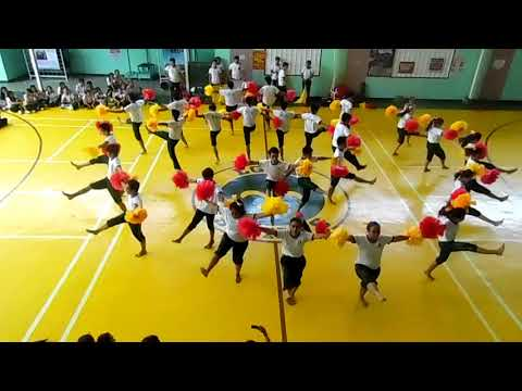 LGSA Grade 12 LEGENDS Cheerdance Performance