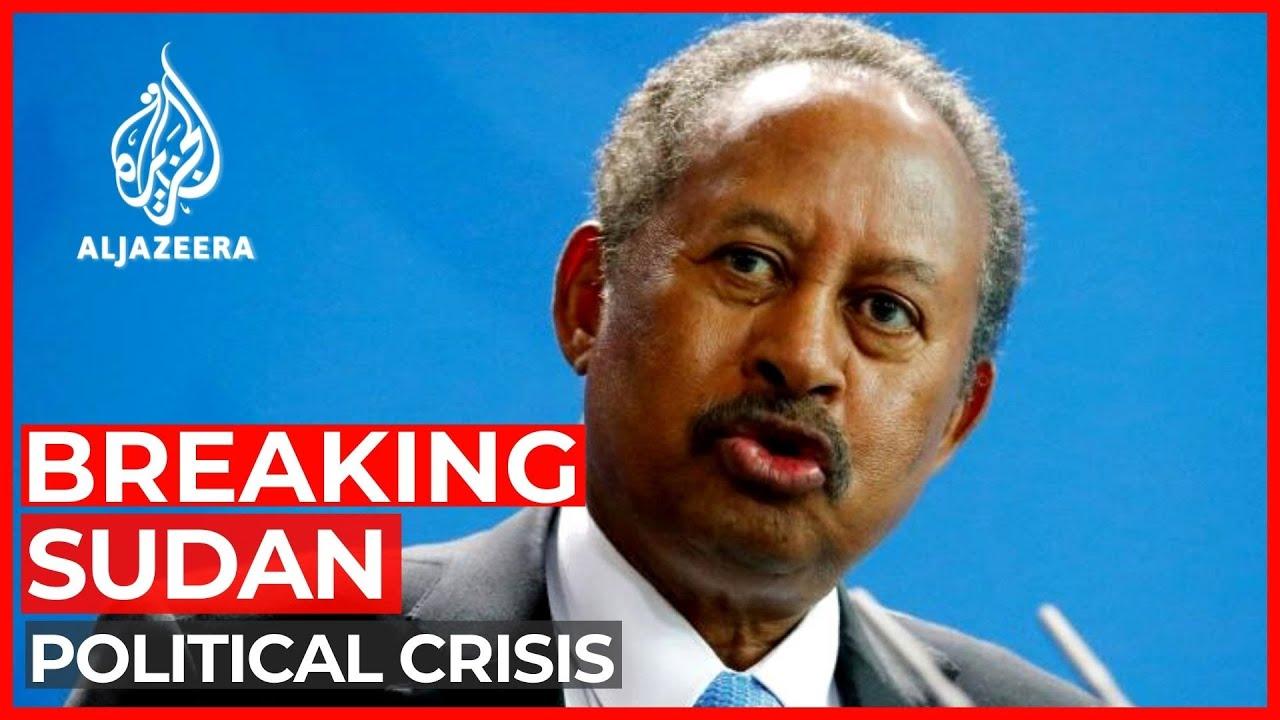 Abdalla Hamdok, Sudan Prime Minster, arrested and detained in ...