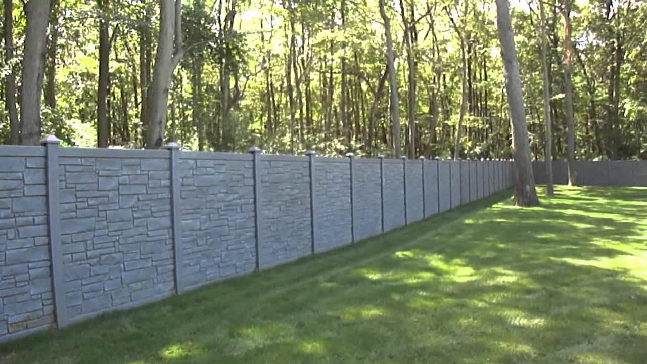 Simtek Fence Long Island Ny Sunrise Custom Fence East