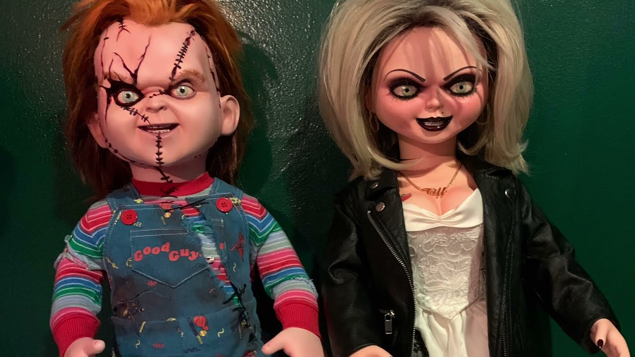 Download Chucky and Tiffany dolls redone!!!
