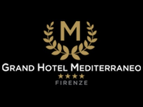 Grand Hotel Mediterraneo Florence Italy Youtube