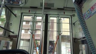【ドア開閉】西肥バス H235号車(伊万里)