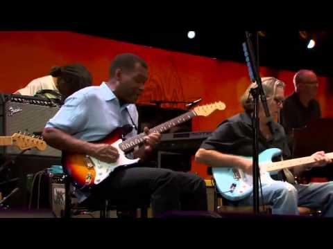 B.B. King - Eric Clapton -  The Thrill Is Gone - Crossroads 2010
