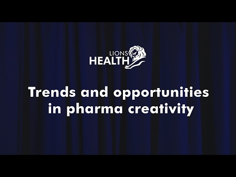 2. Trends and opportunities in pharma creativity