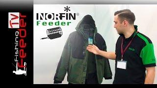 Рыболовный костюм Norfin Feeder. Обзор. Feederfishing.tv