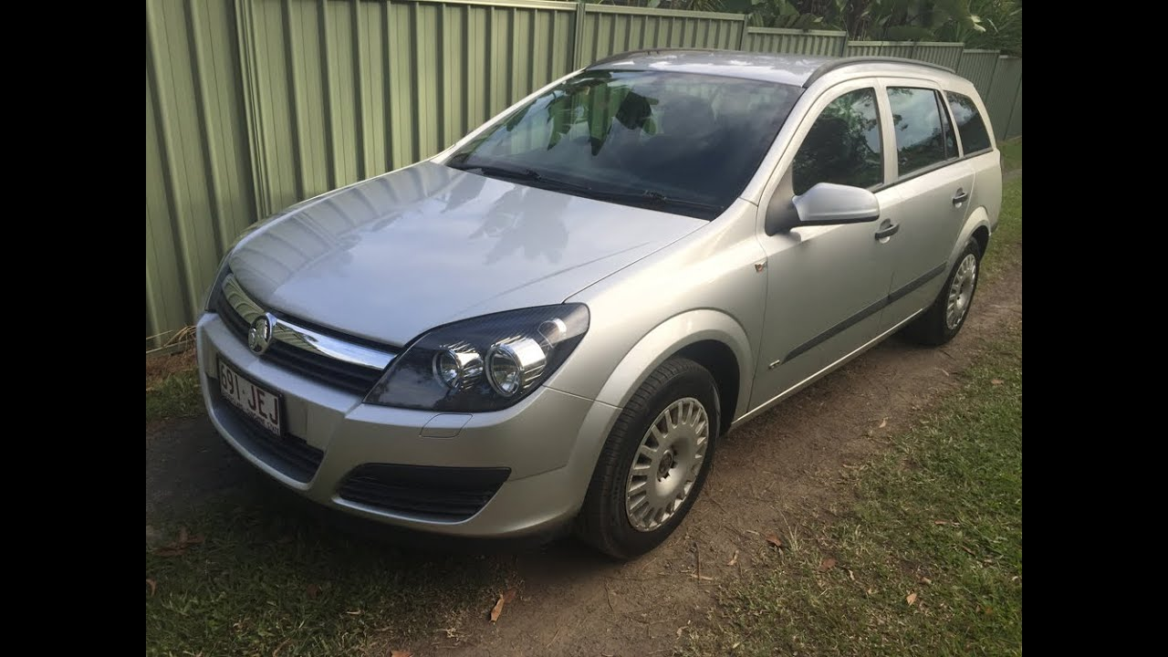4024bfe8f8 (SOLD) 2005 Holden Astra AK Wagon For Sale review. Used Vehicle Sales