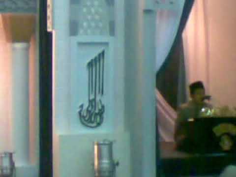 Qori Abdullah Fikri MTQ surah al hadid 20-23